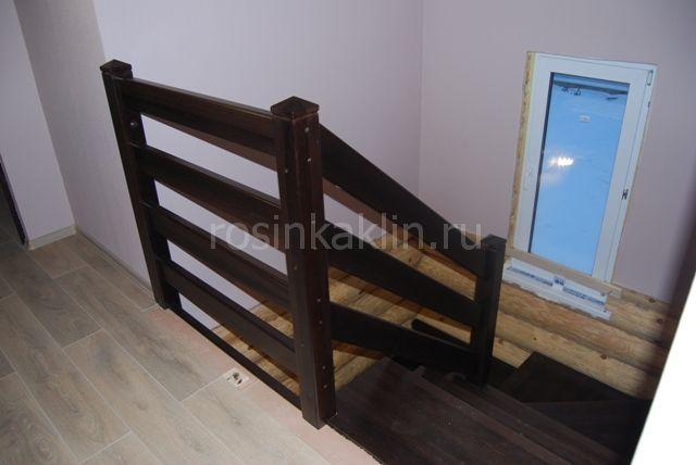 Массив сосны | Лестницы из дерева