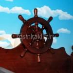 Красный корабль (2)