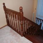 Лестница из сосны (3)