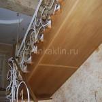лестница дуб с ковкой (4)